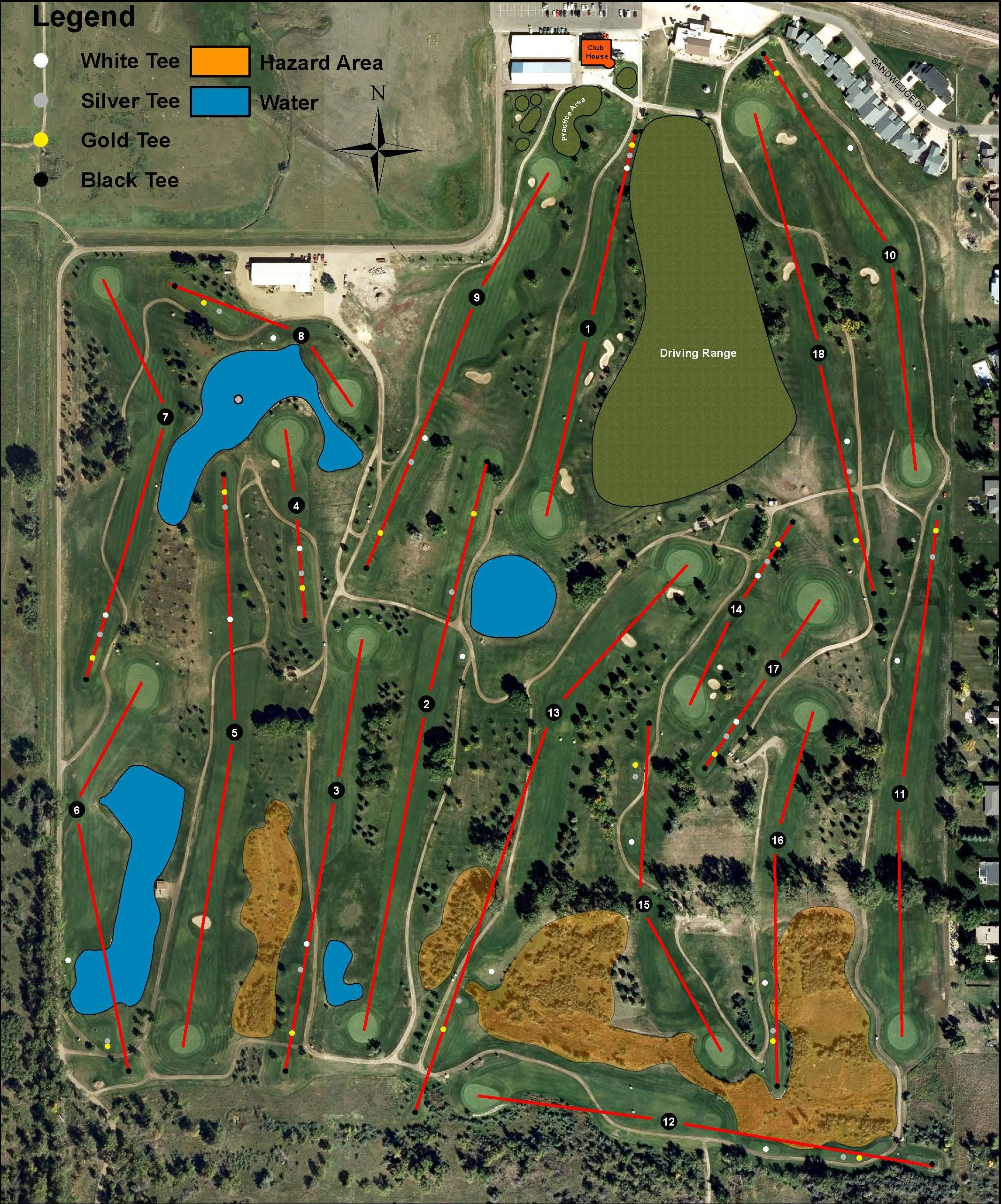 Hillsview Course Map_2019